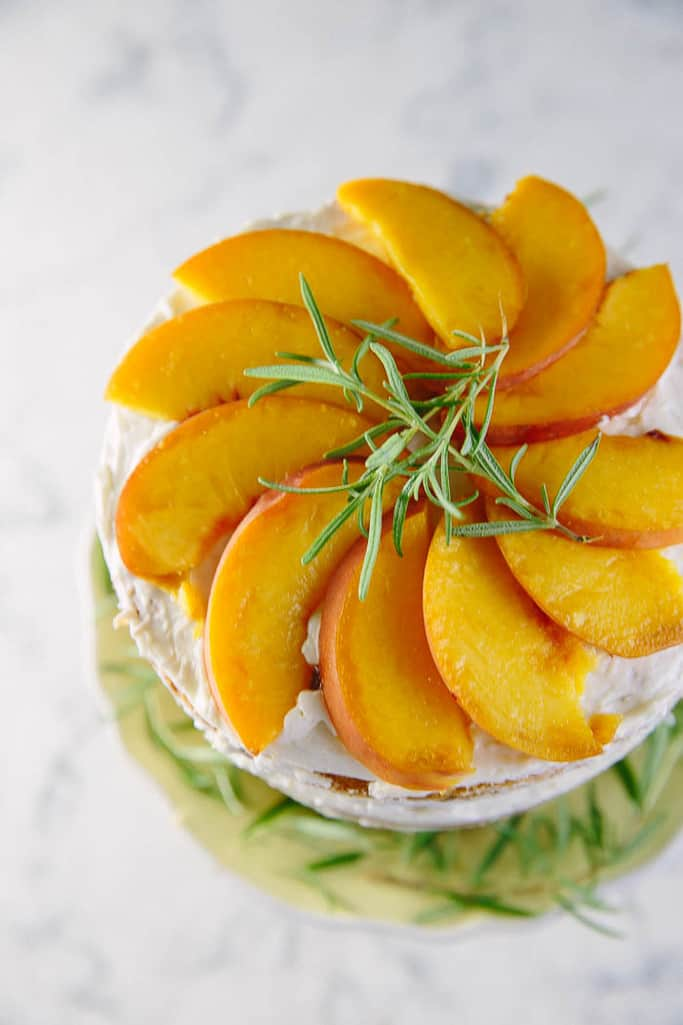 naked peach cake-4313