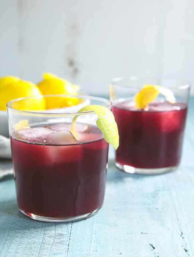 tinto de verano (and pics from our spain trip)