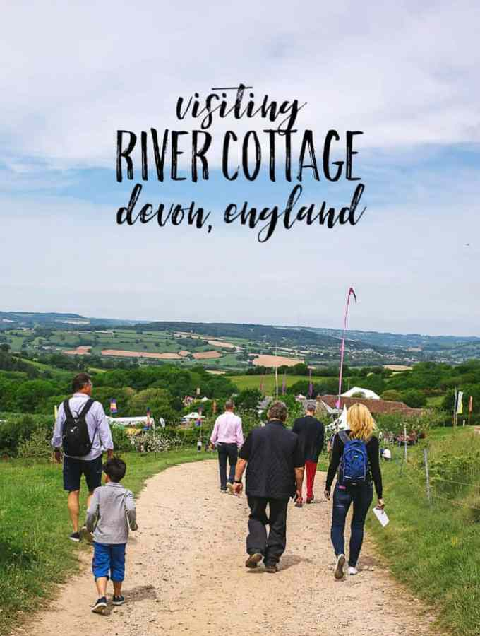 road trip: family-friendly river cottage in devon
