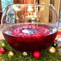 Santa Claus Christmas Punch