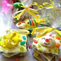 Easter Bunny White Chocolate Bark