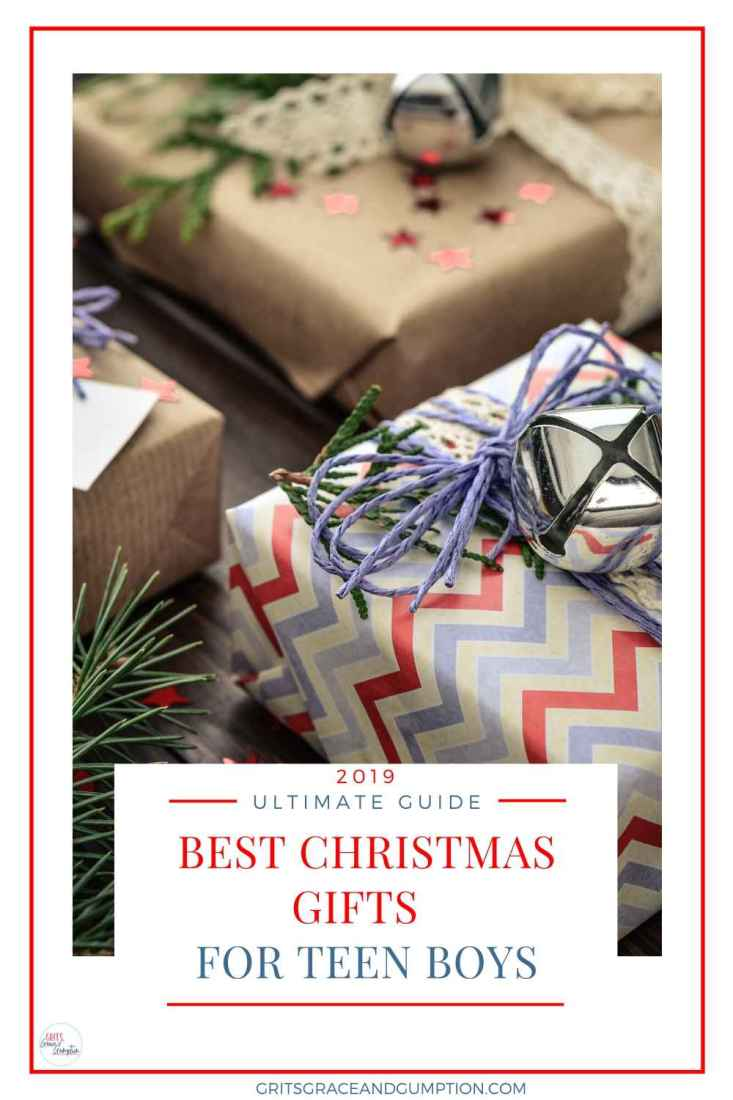 Looking for the best gifts for a 17-year-old boy? Here's what my 17-year-old son and his friends said when I asked them about the best gifts for teenage guys for Christmas 2019, including experiences and gift cards your teen.