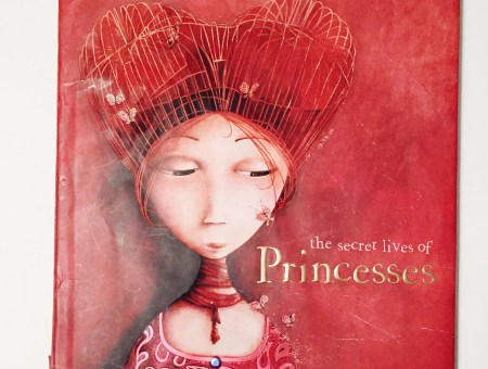 The Secret Lives of Princesses Book Review // www.gritsngrace.com