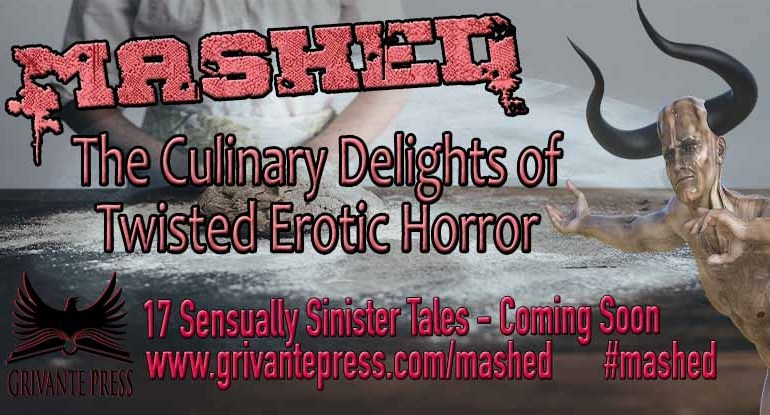 MASHED Monday Author Interview: Steve Carr