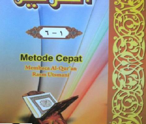 At-Tartil Metode Cepat Membaca Al-Qur'an Rasm Ustmani Jilid 1-6