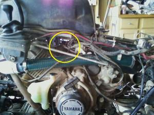 Won't go into gear 2002 660 Grizzly  Yamaha Grizzly ATV