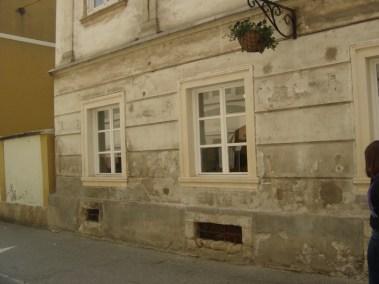 Kameni okviri prozora - Varaždin (5)