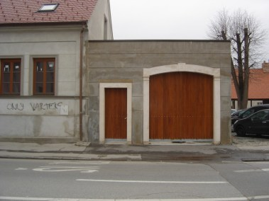Kameni ulazni portal - Varaždin (3)