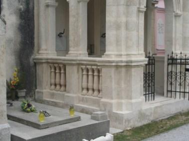 Kapelica Zajec - restauracija (1)
