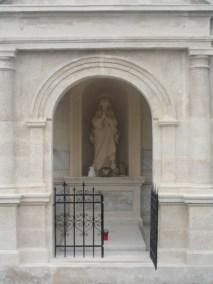 Kapelica Zajec - restauracija (3)