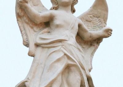 Kip anđela – prije i poslije restauracije