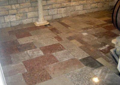 Uređenje kamina i terase