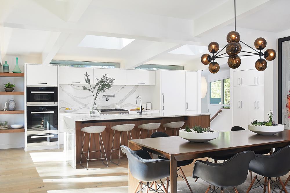 Local kitchen design firm creates destination spaces ... on Kitchen Remodel Modern  id=27602