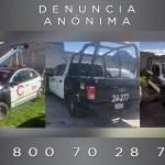 DETIENE FGJEM A CUATRO POLICÍAS MUNICIPALES DE COACALCO Y DOS CIVILES DURANTE OPERATIVO