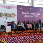 Presentó Hidalgo el Xantolo 2019