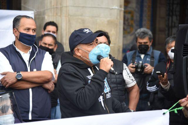 .- Nicolás Vázquez Figueroa, vocero de los transportistas dio a conocer la información con la que sustentan el enorme rezago en la tarifa que hay desde que asumieron los gobiernos de izquierda.