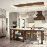 kitchen cabinets hood
