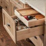 yorktowne tiered drawer Cabinets