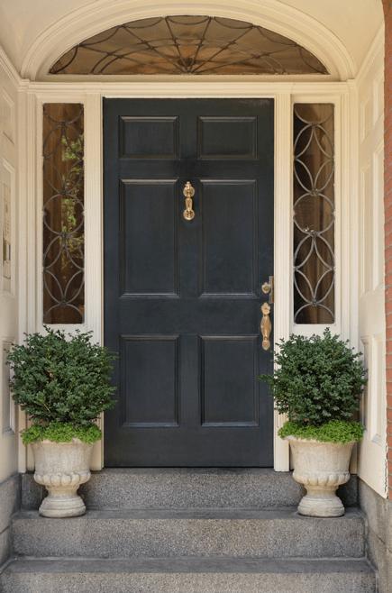 Building Supply Door From GR MItchell