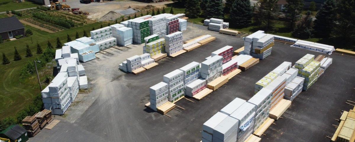 Lumber Prices - Lumberyard
