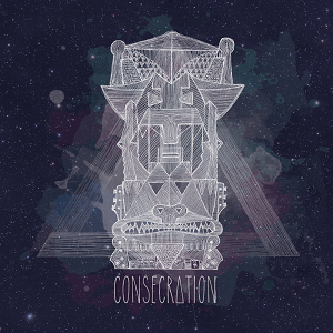Consecration - Univerzum Zna - cover
