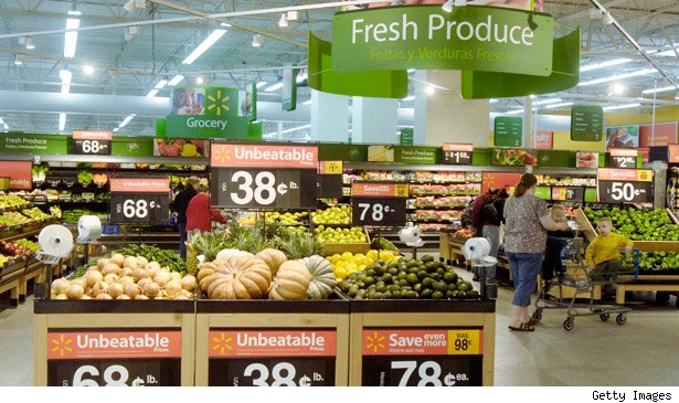 Natural Food Grocery Chains