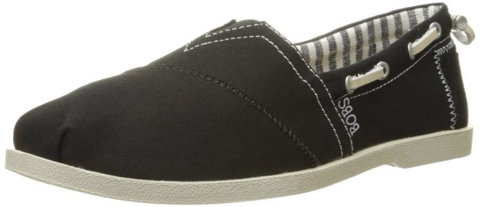 BOBS from Skechers Women's Chill Luxe Flat Starting $16.50 Was ($50)!