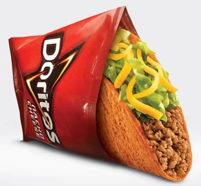 FREE Doritos Locos Taco At Taco Bell!