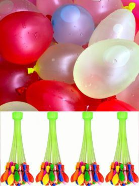 148 Water Balloons, Just $4.69! Ships FREE!