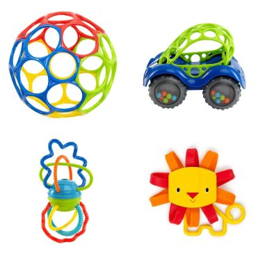 O Ball Gift Set, Roarin' and Rollin' Only $4.88 (Was $15)