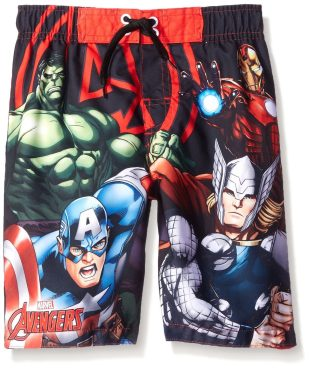 Marvel Boys' Avengers Trunk Just $5.83 (Was $19)!