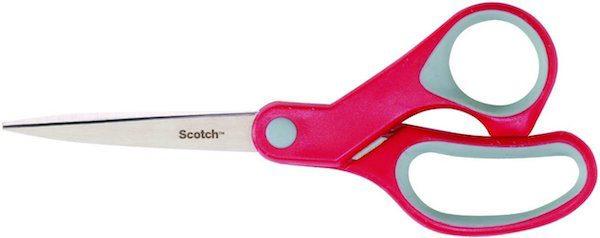 Scotch Multi-Purpose Scissor, 8-Inches Just $2.99! (Was $8!)