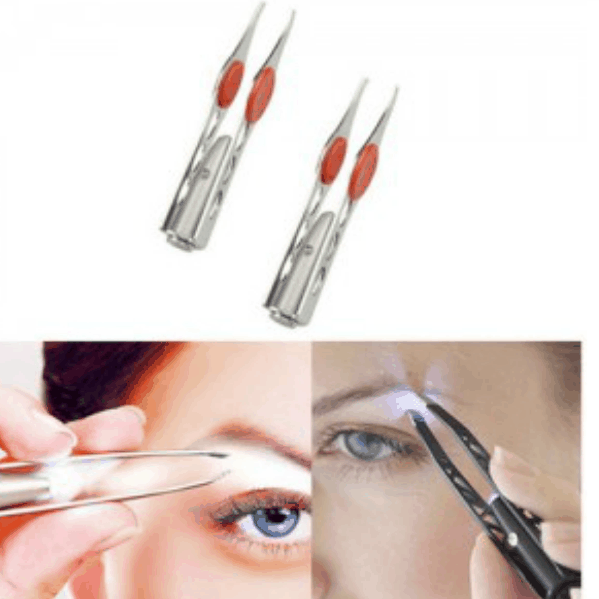 2 Pack LED Tweezers ONLY $5.00 + FREE Shipping (was $30)!