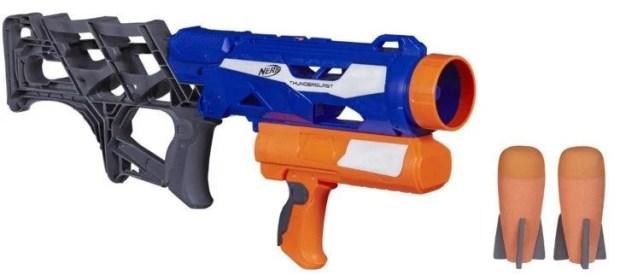 Nerf N-Strike Thunderblast Launcher Just $9.93!  Down From $24.99!
