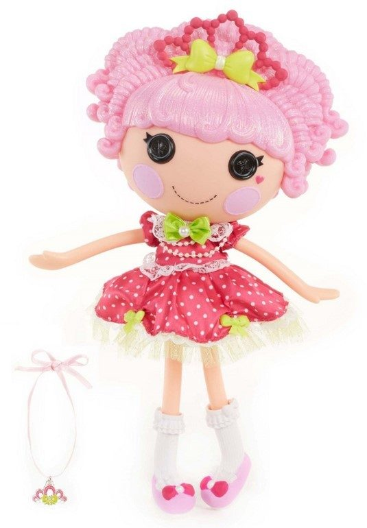 Limited Edition Lalaloopsy Super Silly Party Large Doll- Jewel Sparkles Just $12.25!  Was $24.99!