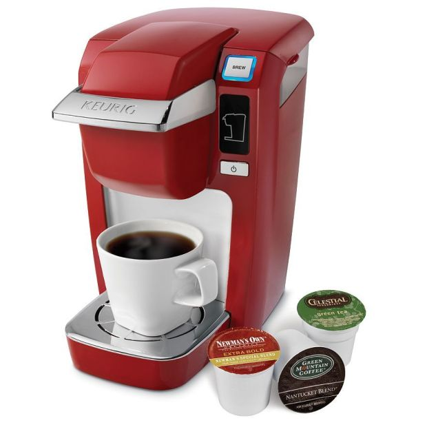 Keurig® MINI Plus Personal Coffee Brewer Just $50.99!