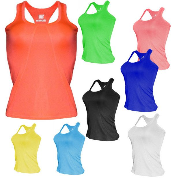 Quick-Dri Athletic Tank Tops, Only $7.99, Ships FREE!