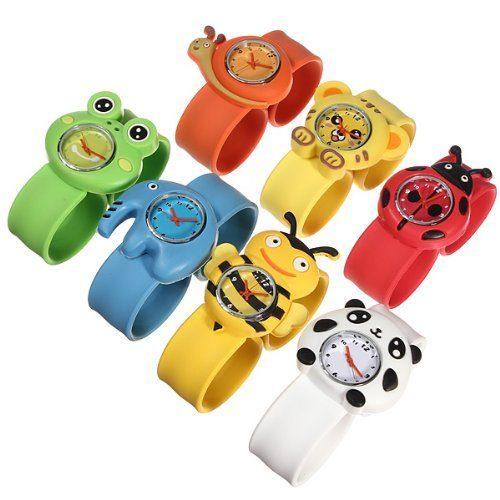 Bendable Animal Watches