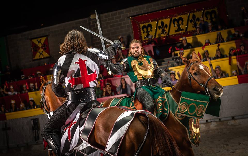 Medieval Times Spring Break Offers!  PLUS Knight Training!