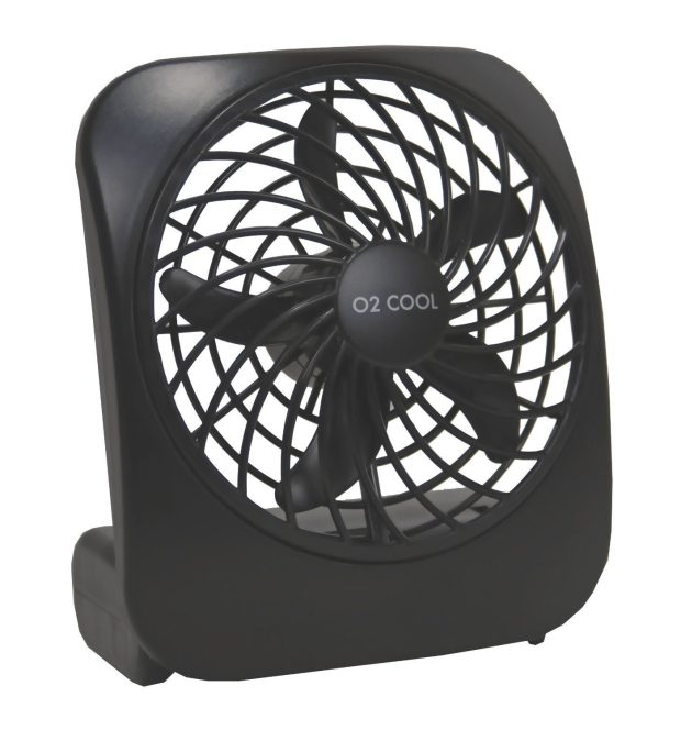 Target Portable Fans : O cool quot portable battery operated fan just down