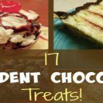 17 Decadent Chocolate Treats!