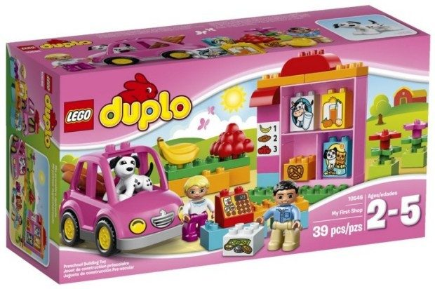 LEGO DUPLO Ville My First Shop Just $14.99!  Down From $24.99!