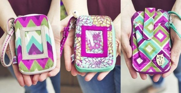 Cell Phone/Wallet Wristlets Just $6.99!  (Was $25)