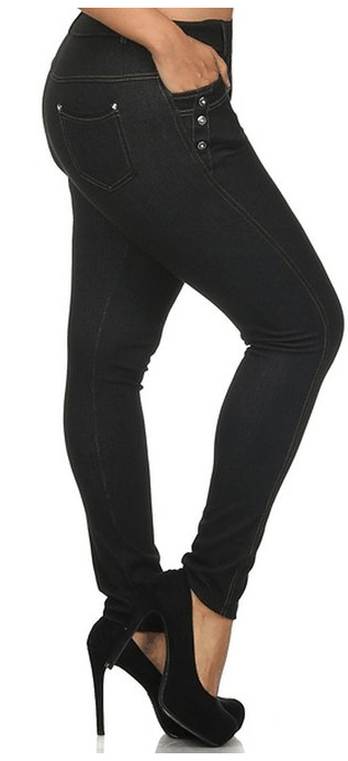 Women's Jeggings Just $13.64 PLUS FREE Shipping!