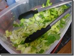 Pile On Lettuce