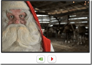FREE Personalized Video Email Message From Santa