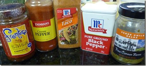 Nine Pepper Soup
