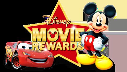 Disney Movie Rewards Codes