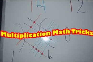 Multiplication Math Tricks