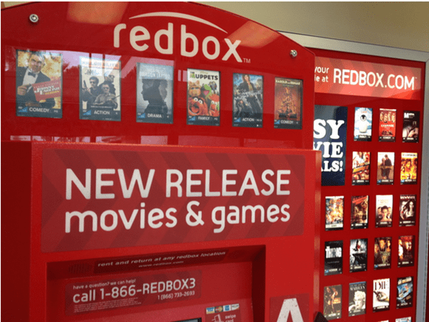 FREEbie: Redbox Game Rental!